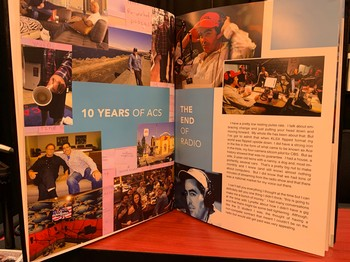 10 Years of ACS Scrapbook
